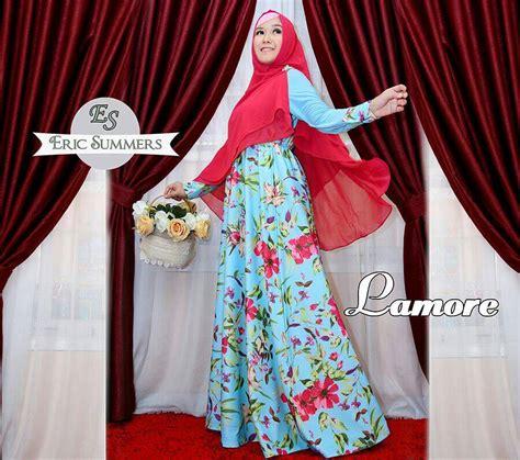Blous Waffle Cantik baju muslim cantik gaun pesta muslim pusat busana gaun pesta muslim modern