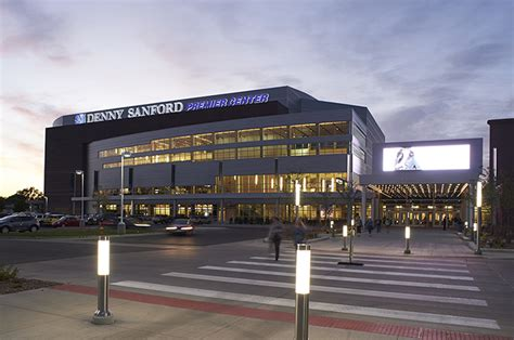 Center Sioux Falls Mba by Denny Sanford Premier Center