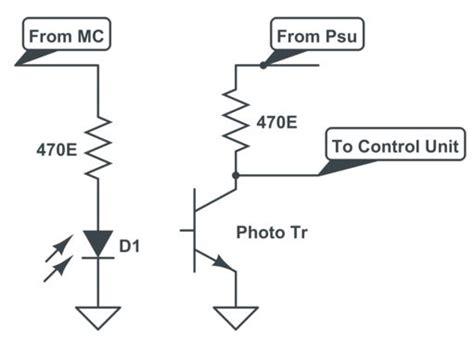 4n35 Photocoupler how to test opto coupler