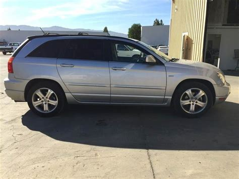2008 Chrysler Pacifica Touring by 2008 Chrysler Pacifica Touring 4dr Wagon In Banning Ca