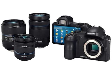 camcorder for android samsung galaxy nx mirrorless android dslr images details leaked