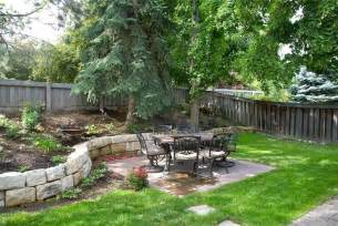 How To Landscape A Sloped Backyard by 25 Trending Sloped Backyard Ideas On Sloping