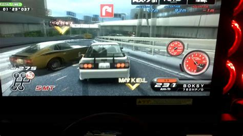 Mesin Wangan Midnight Maximum Tune wangan midnight maximum tune 4 vs battle at yaesu rx 7