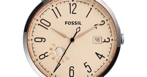 fossil s vintage muse leather 40mm