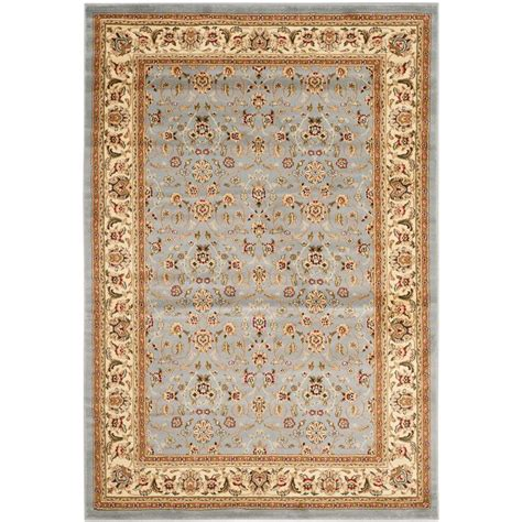 Safavieh Lyndhurst Area Rug Safavieh Lyndhurst Multi Ivory 6 Ft X 9 Ft Area Rug Lnh221a 6 The Home Depot