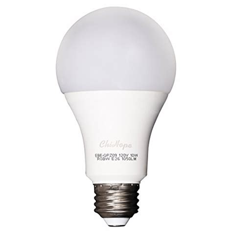 Lu Led Intelligent smart led light bulb chihope wifi bluetooth app