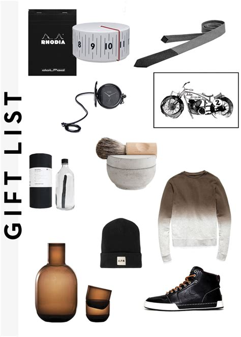 ideas for amm gift ideas for him