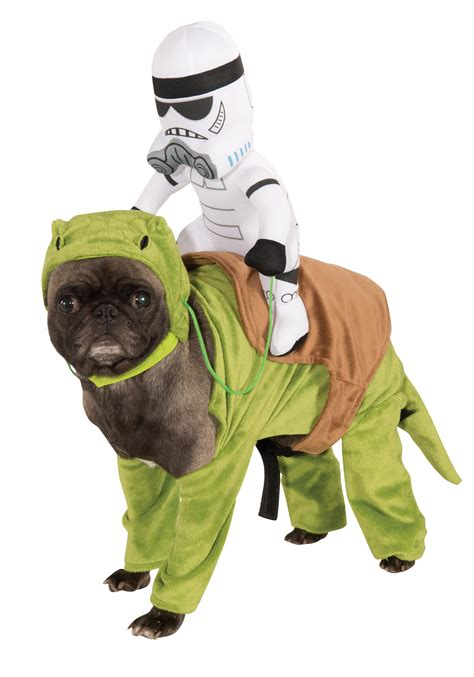 wars costumes for dogs dewback pet costume