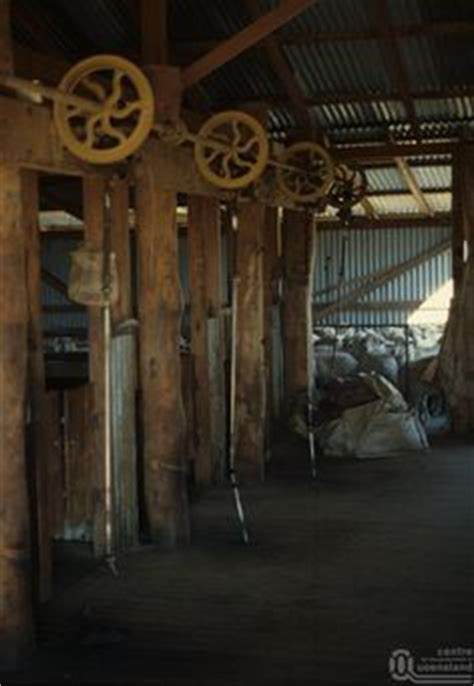 Shearing Shed Hairdresser by Homestead In Outback Qld Queenslander