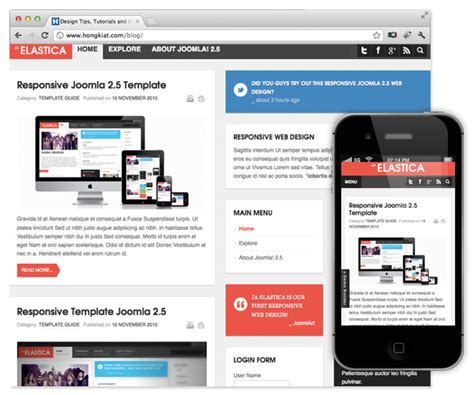 joomla templates best 20 best free responsive joomla templates to build awesome