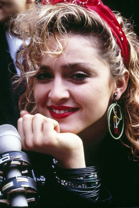 how to make a madonna hair bow fashion trends we can all thank madonna for glam radar
