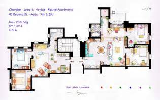 apartment layouts floor plans of tv s best sitcom apartments 25 photos