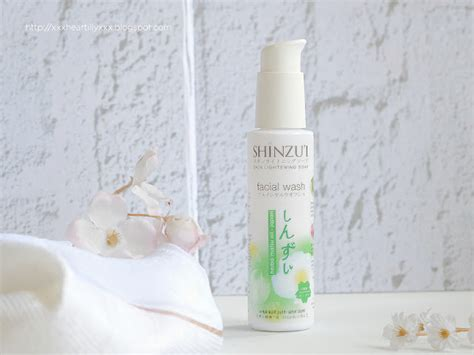 Pelembab Zhinzui review shinzu i skin lightening wash claren