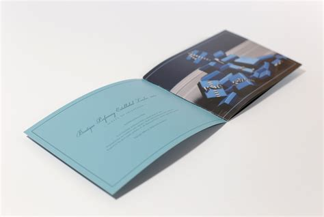Brochure Design For Boutiques by Boutique Perfumery Brochure Design For Shay Blue