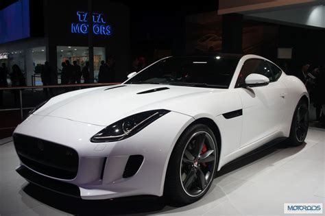 how do i learn about cars 2004 jaguar xk series interior lighting jaguar f type coupe c x17 and project 7unveiled at the auto expo 2014 images and details