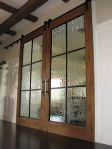 Interior Sliding Glass Barn Doors by Best 25 Glass Barn Doors Ideas On Interior Glass Barn Doors Sliding Glass Barn