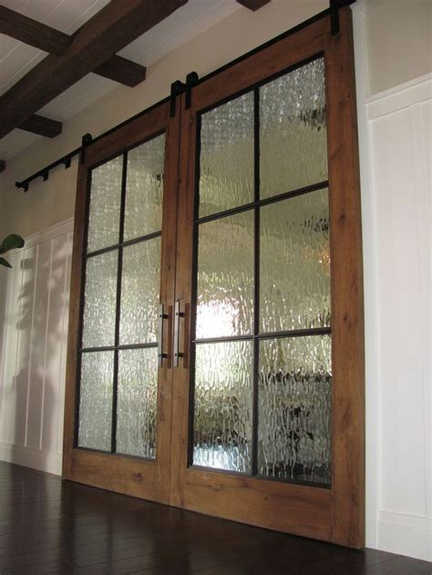 Sliding Glass Barn Doors Best 25 Glass Barn Doors Ideas On Interior Glass Barn Doors Sliding Glass Barn