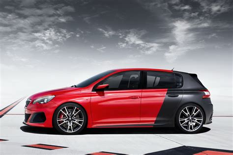 peugeot turbo 308 peugeot 308 r concept revealed 1 6 turbo with 270 hp