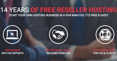 reseller hosting program   web