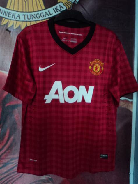 Kaos Nike Tees Manchester United Mufc Inggris Bpl Original 2009 Black 1 inter milan goal store