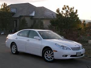 2003 Lexus Es300 Colors Lexus Gallery White Color Lexus 2003 Es300