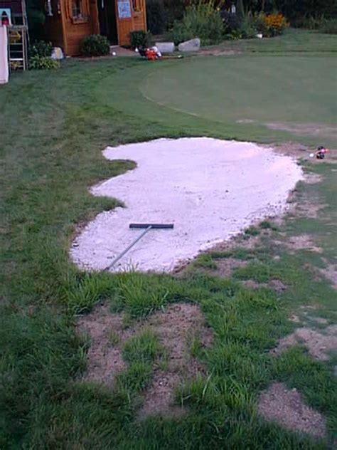 backyard bunker backyard bunkers 28 images a backyard putting green