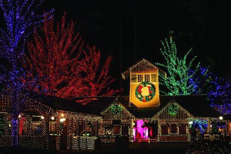christmas tree atlanta 2018 best lights and tree displays near atlanta