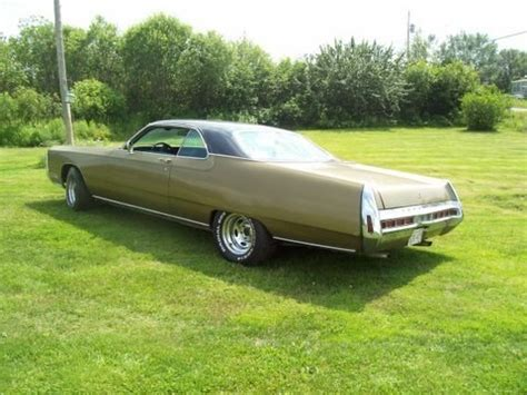 1970 Chrysler Imperial For Sale by Frenchjoe 1970 Chrysler Imperial S Photo Gallery At Cardomain