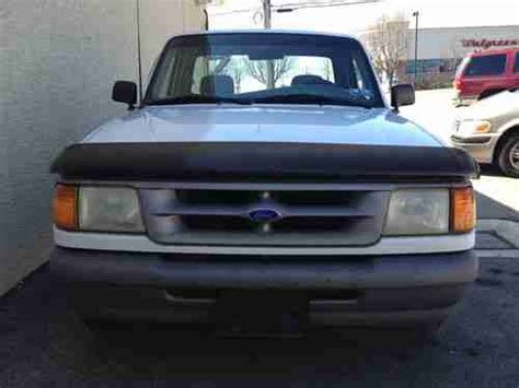 sell used 1995 ford ranger xl standard cab 2 3l 2wd
