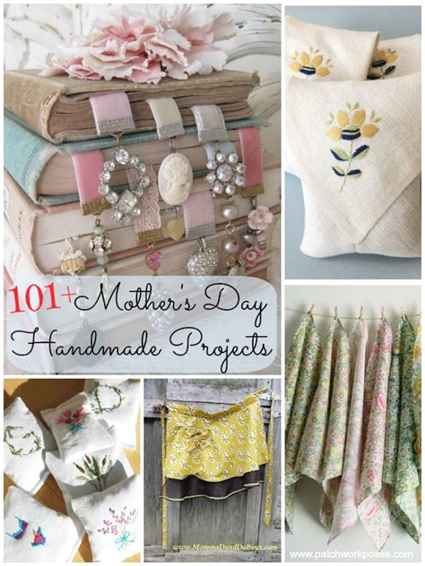 Handmade Mothers Day Presents - 102 mothers day gifts inspiring ideas to make