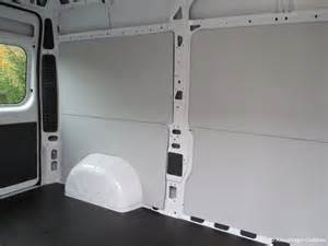 Cargo Wall Liners Promaster Ladder Racks Advantage Outfitters New York