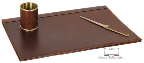 set scrivania pelle set scrivania pelle kit scrittoio 3 pezzi in cuoio al