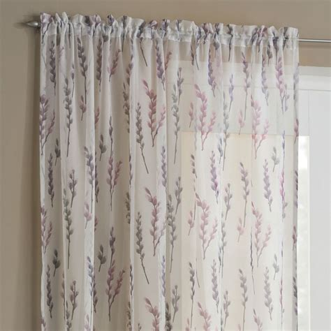 washing voile curtains willow purple voile curtain panel tonys textiles