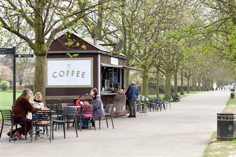 Park View Coffee Cabin Greenwich Park The Royal Parks House Cafe Greenwich