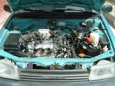 daihatsu charade g 200 engine daihatsu charade type cb engine cb 23 cb 61 cb 80