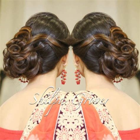 mahogany side bun hair indian side bun hairstyles www pixshark com images