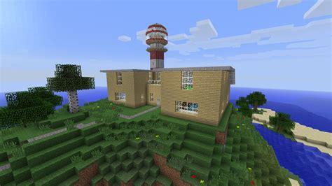Haus Am Meer by Haus Am Meer Seaside Manor Minecraft Project