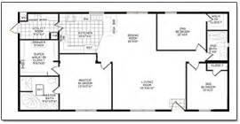 solitaire homes doublewide floorplan dw 854b 1400