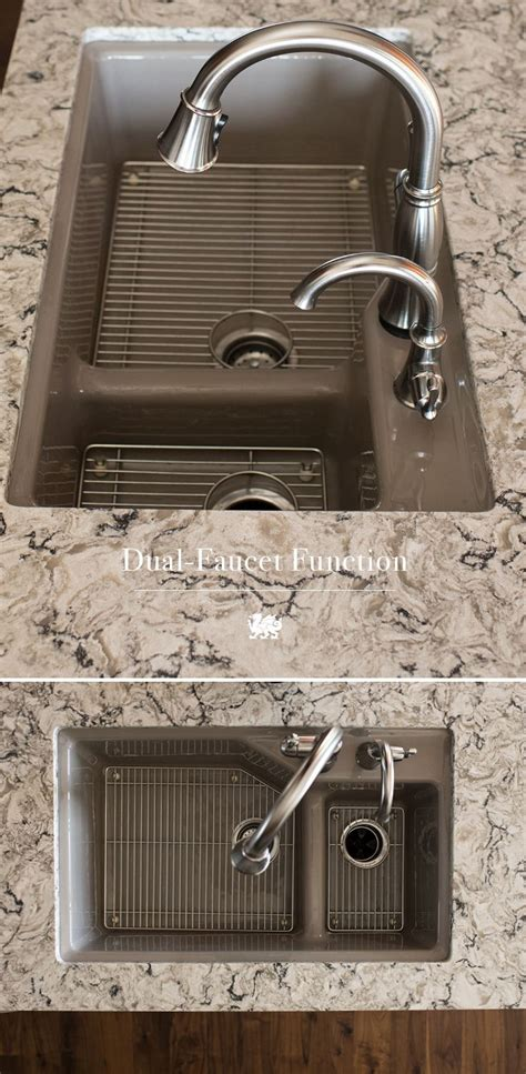 kitchen sink and faucet combinations design inspiration