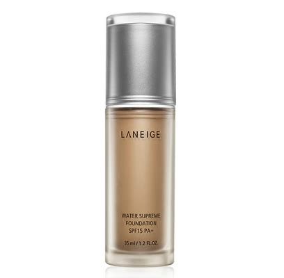 Laneige Water Supreme Foundation these 3 tips are all you need for lasting foundation