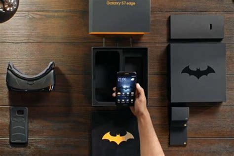 Harga Samsung S6 Iron Limited Edition samsung rilis galaxy s7 edge bertema batman