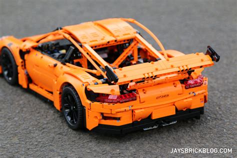 Porsche 911 Lego by Review Lego 42056 Technic Porsche 911 Gt3 Rs