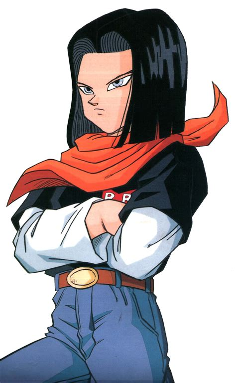 z android 17 android 17 1758105 zerochan
