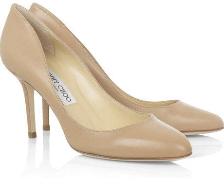 Bcbgmaxazarias Wool And Patent Leather Nea2 by Jimmy Choo Gilbert Leather Pumps 7 Pieces For A