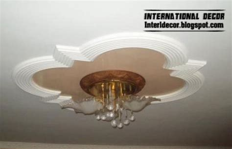 roof decoration classic gypsum plaster roof in spanish designs calm