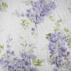 Laura ashley keighley 3pc full queen quilt set new lavender purple floral lilac what s it worth