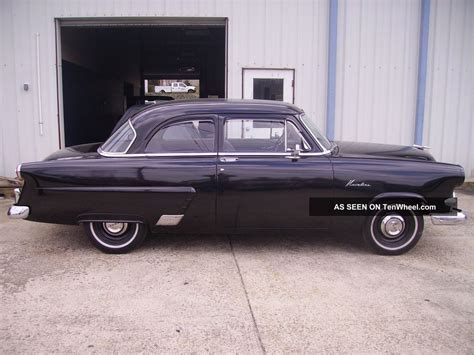 1953 ford mainline 1953 ford mainline 4 door