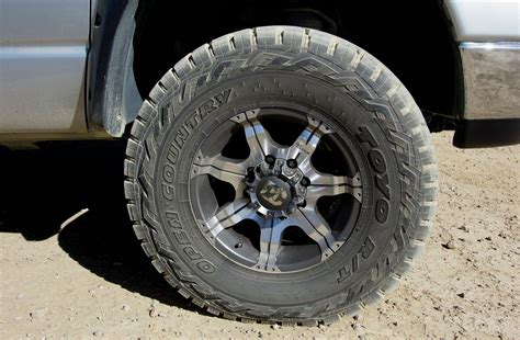 off road tire test toyo open country r t