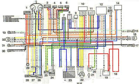 100 yamaha sr 125 wiring diagram kz650 info wiring