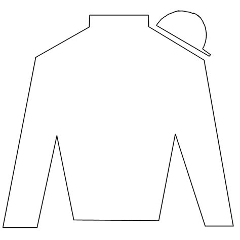 jockey silks template free jockey silks lineart by zephyrra on deviantart